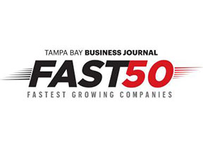 Our extraordinary growth has landed us on the Fast 50 list for the 9th consecutive year.