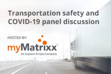 Transportation safety and COVID-19 panel discussion