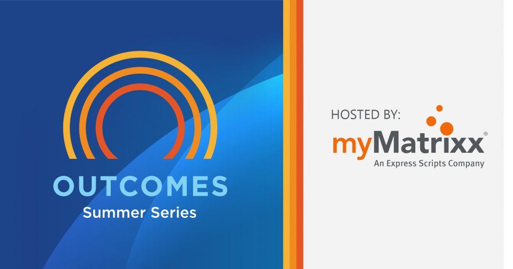myMatrixx Outcomes 2020 Summer Series Long Logo