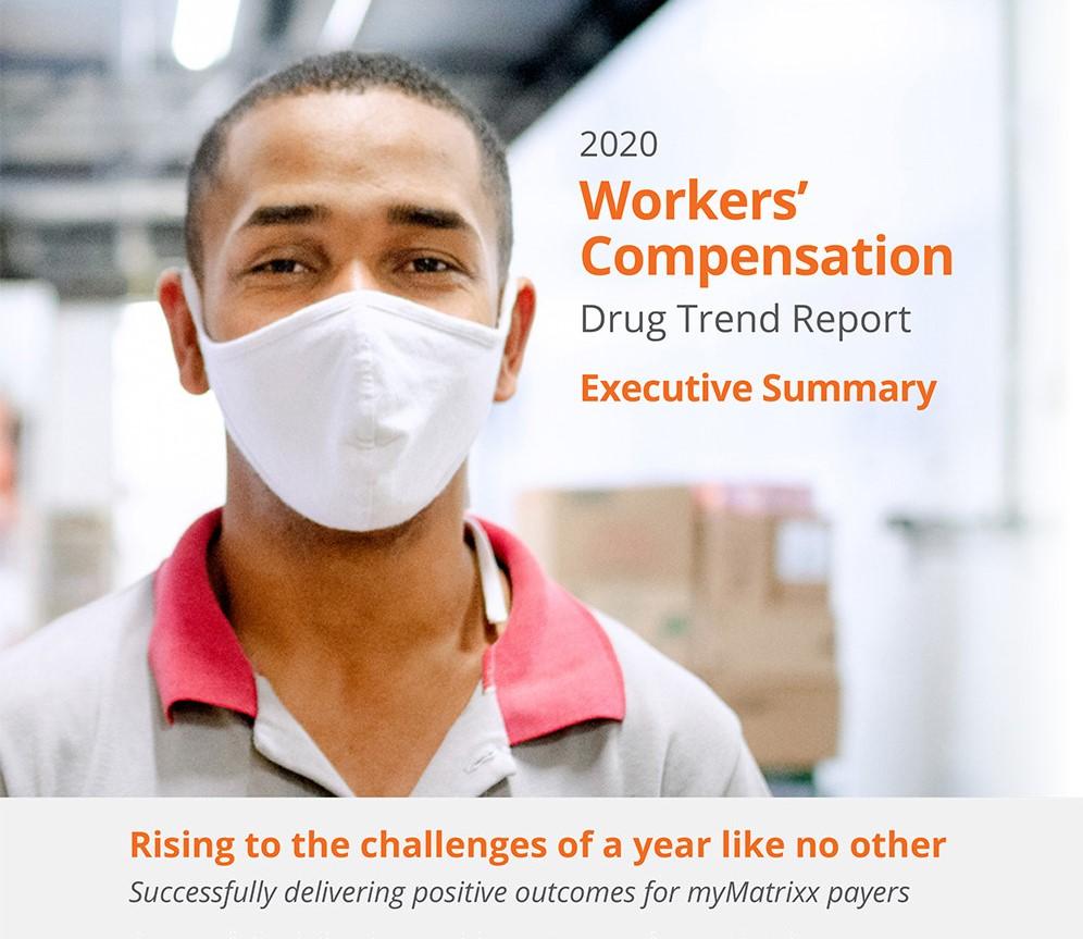 myMatrixx 2020 Drug Trend Report Executive Summary