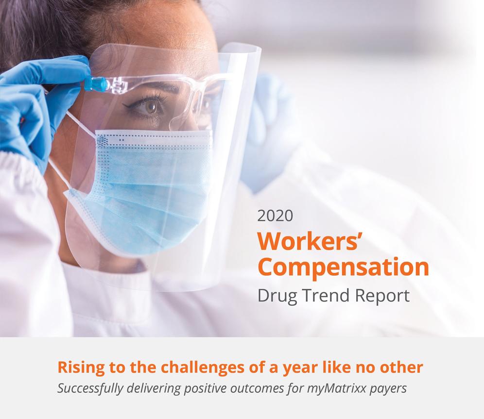 myMatrixx 2020 Drug Trend Report Full Report