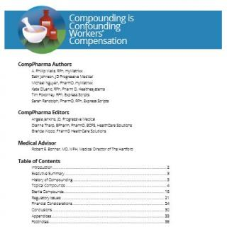 White Paper: Compounding is Confounding Workers' Compensation