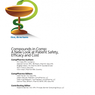 Compounds in Comp: A New Look at Patient Safety, Efficacy and Cost