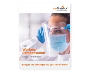 2020 Worker's Compensation Drug Trend Report Cover