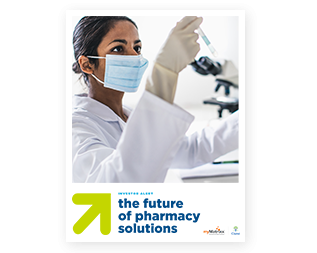Position Paper Cover – The Future of Pharmacy Solutions